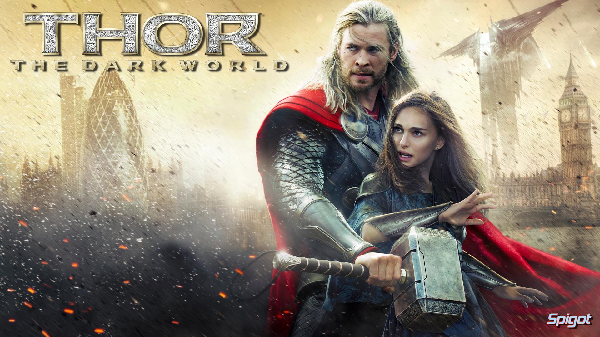 Thor The Dark World Wallpaper George Spigot S Blog