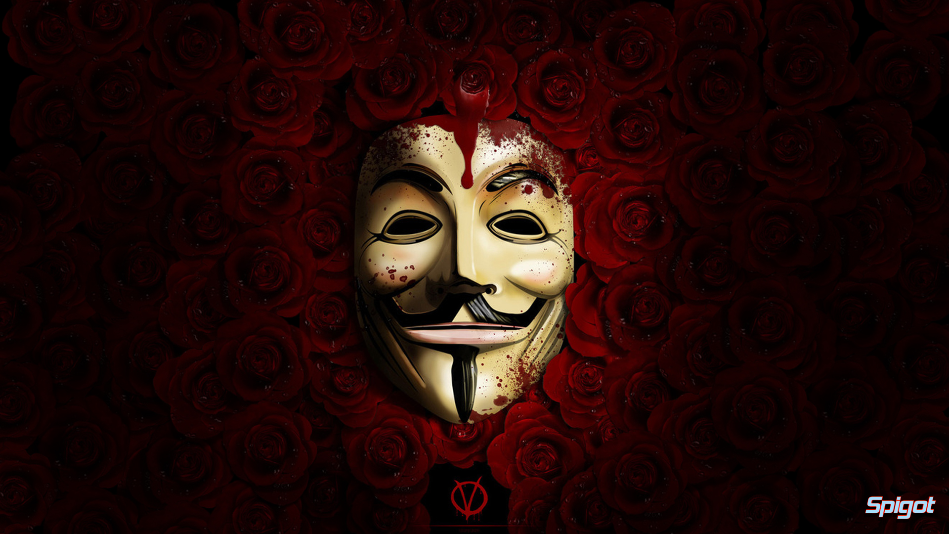 fawkes v for - photo #27