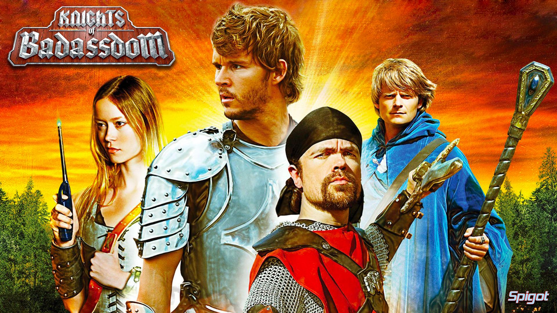 Knights of Badassdom affiche