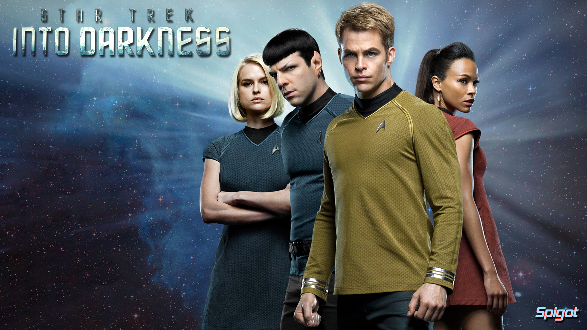 Star Trek Into Darkness Wallpapers: Star Trek Into Darkness