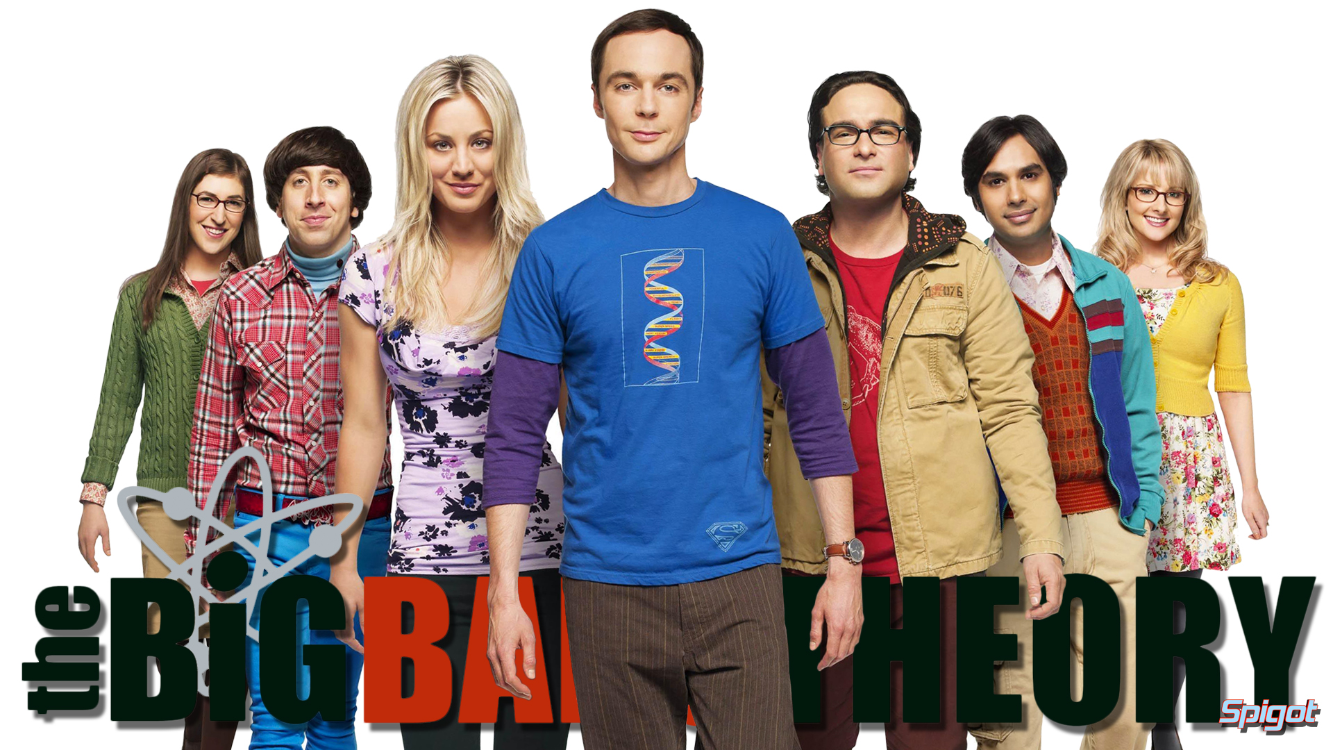 The Big Bang Theory wallpaper  George Spigot39;s Blog