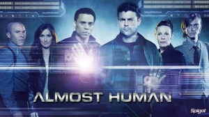Almost Human - 01