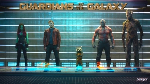 Guardians Of The Galaxy - 02