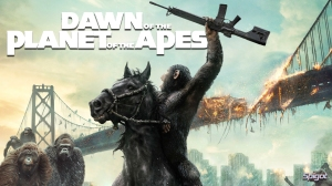 Planet of the Apes Dawn - 01