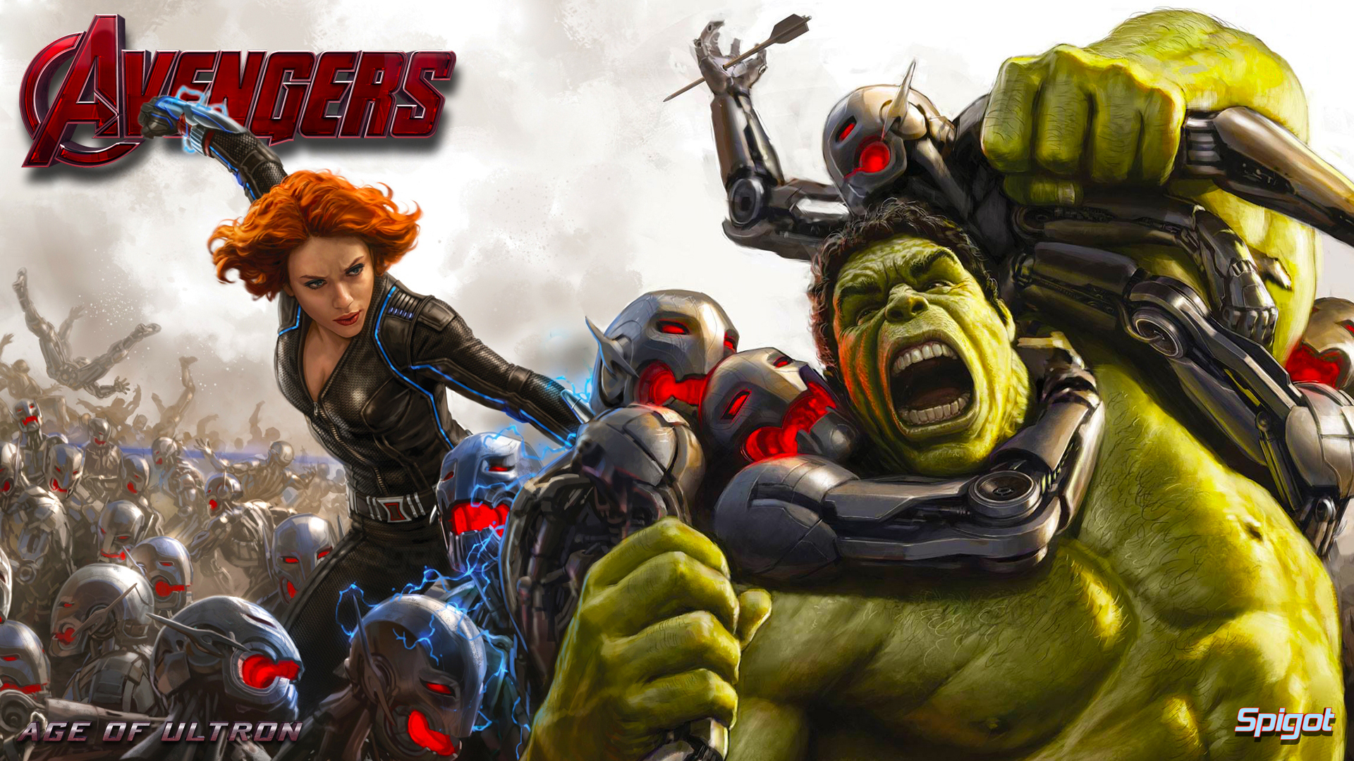 the Avengers: Age of Ultron |Ultron Avengers Age Of Ultron