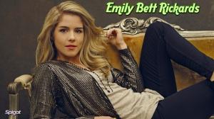 Emily Bett Rickards- 02