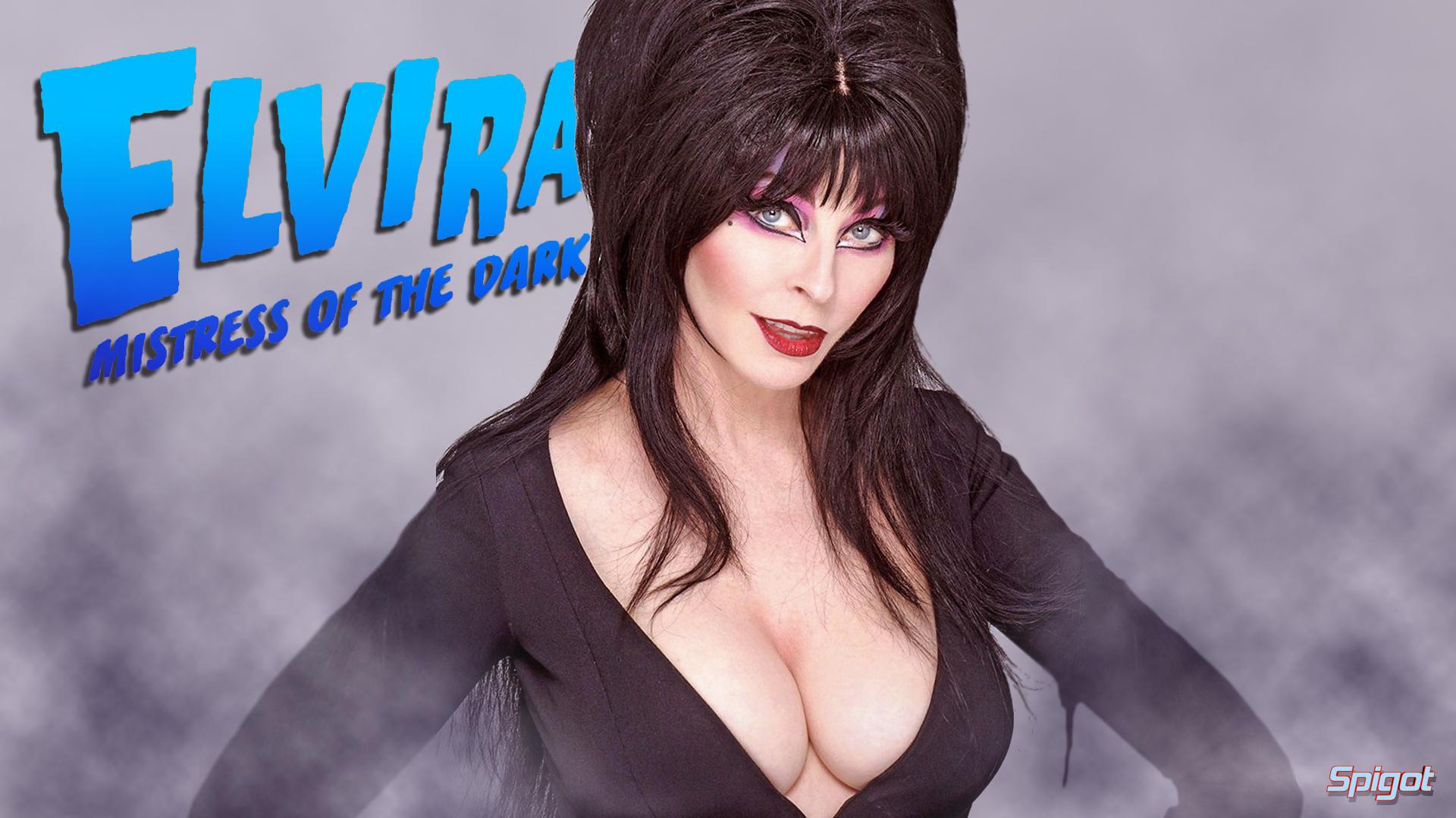 Elvira Wallpaper George Spigot S Blog