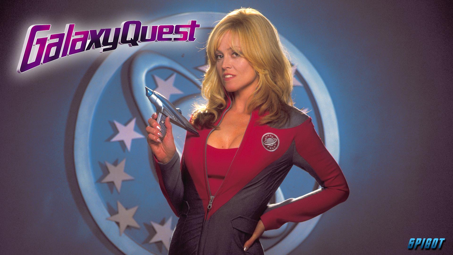 image Sigourney weaver in galaxy quest