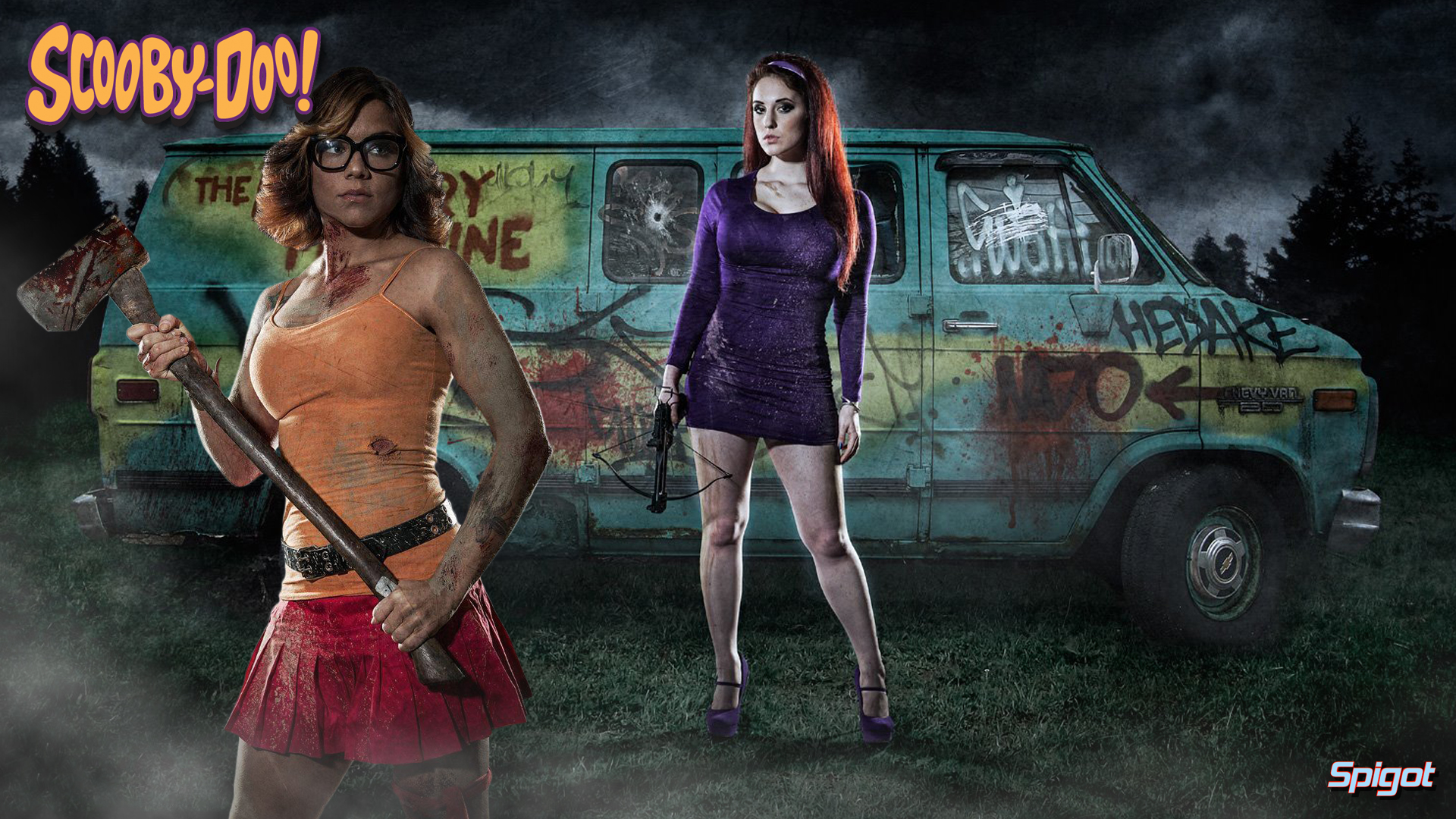 Scooby doo vs the zombie apocalypse george spigot 39 s blog - Parijs zoet ...