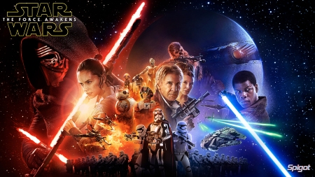 Star Wars The Force Awakens - 01