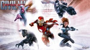 Captain America Civil war - 01