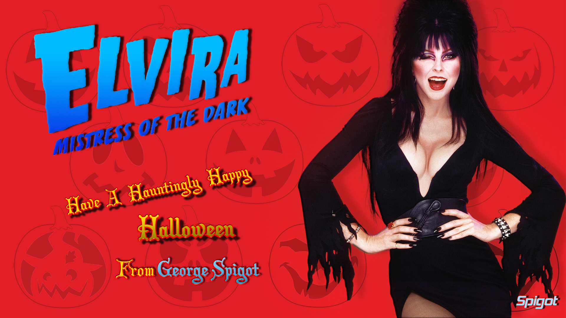 Elvira Mistress Of The Dark George Spigot S Blog