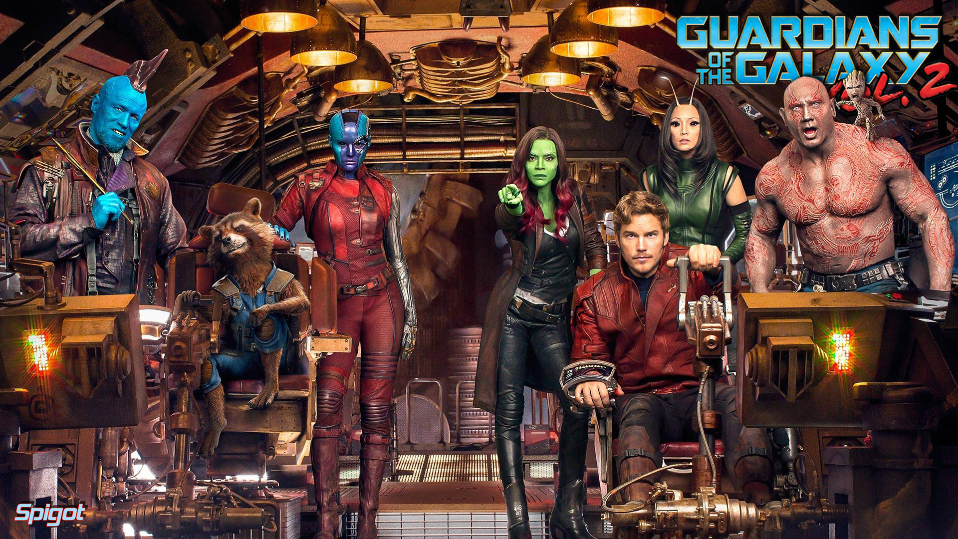 guardians of the galaxy vol 2 george spigots blog