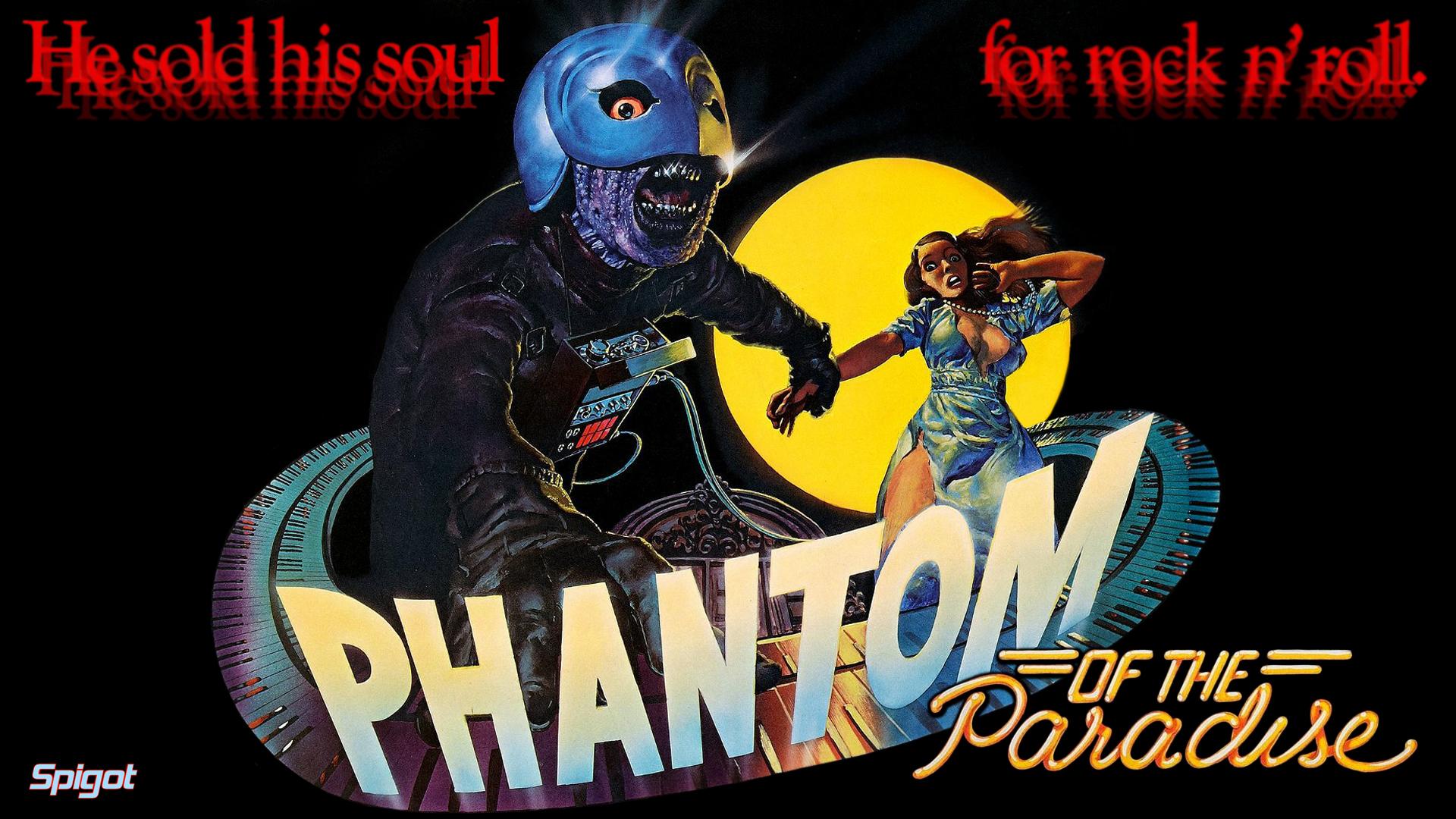 phantom of the paradise | george spigot's blog